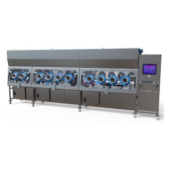 博科mPCR-01移动PCR工作站
