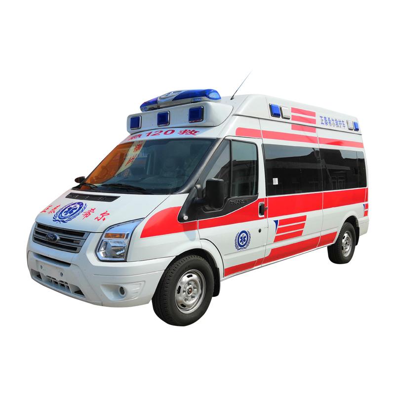 V348长轴高顶监护型救护车(国六)