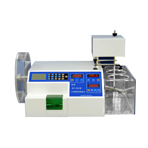 SY-2D型片剂四用测试仪