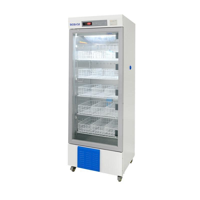 BXC-310立式单开门小型血液冷藏箱