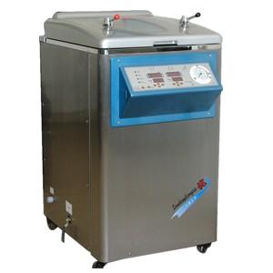 YM100立式压力蒸汽灭菌器