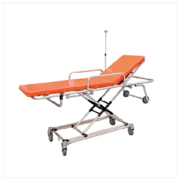 捷康YJK-G-3多变位自动上车医用担架